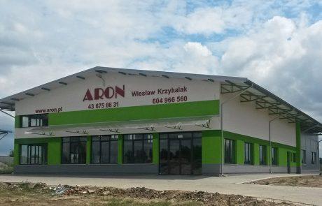 Budynek handlowo-usługowy Aron [Orchów]