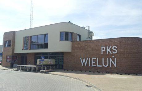 Budynek użyteczności publicznej [Wieluń]
