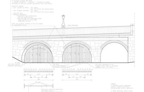 Projekt remontu - Pałac Domanice