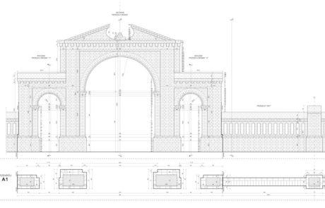 Projekt remontu - Klasztor Urszulanek Sieradz